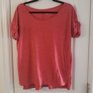 Stem red tshirt
